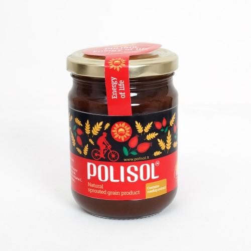 Su erškėtrožių ekstraktu POLISOL